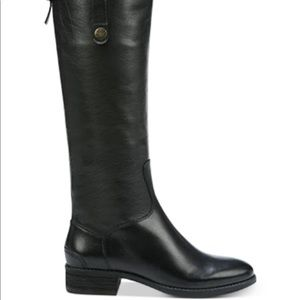 Sam Edelman leather riding boots